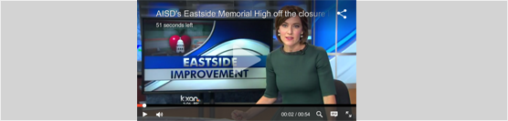 Eastside HS Escapes Closure!
