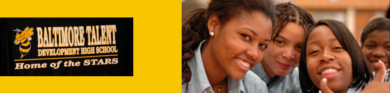 Charrette for Baltimore Talent Development High School