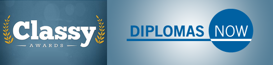 Diplomas Now Nominated For CLASSY Award