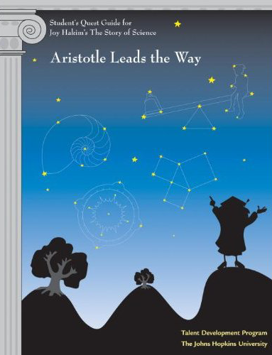 Aristotle Leads the Way text cover